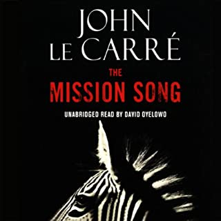The Mission Song cover art