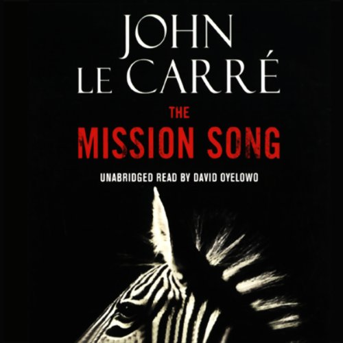 The Mission Song  By  cover art