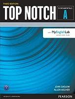 Top Notch(3E) Fundamentals Student Book Split A (Student Book+MyLab Access) (Top Notch (3E))
