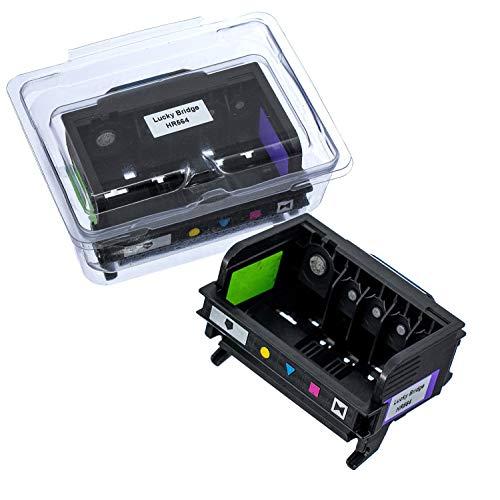 LKB 1PK HP564 5Slot Remanufactured for Printhead Printer HP 7510 7515 7520 CB326A CB326 CN642A CB326-30002(HP564-5Slot)-US