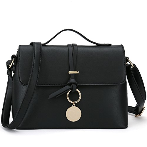 Catmicoo Crossbody Purses for Women Classic Small Satchel Bags for Women