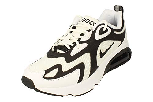 Nike Damen W Air Max 200 Leichtathletik-Schuh, White/Black/Anthracite, 41 EU