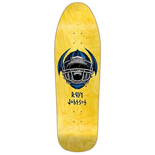 Blind Skateboards Johnson Jock Totenkopf siebdruckverfahren Skateboard Deck 25,1cm