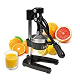 SYBO WF-1000 Manual Citrus Juicer, one size, black