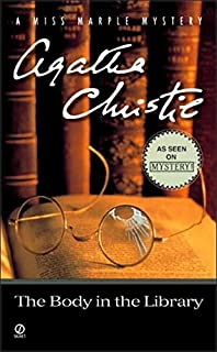 The Body in the Library by Agatha Christie - Paperback