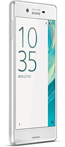 Sony Xperia X Smartphone (5 Zoll (12,7 cm) Touch-Display, 32GB interner Speicher, Android 6.0) weiß