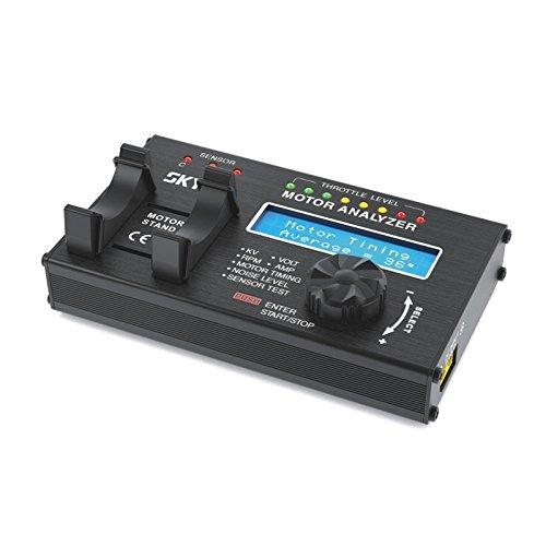 SkyRC Brushless Motor Analyzer, Motor Checker