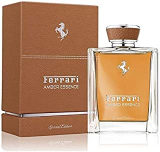 Ferrari AMBER ESSENCE For Men 100ml - Eau de Parfum
