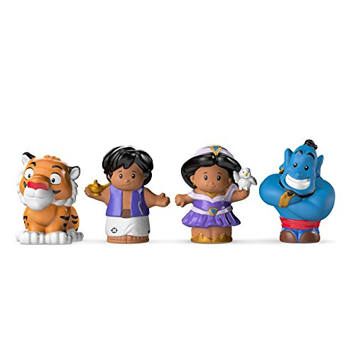 Fisher-Price Disney Princess Jasmine & Friends Buddy Pack by Little People by Fisher-Price