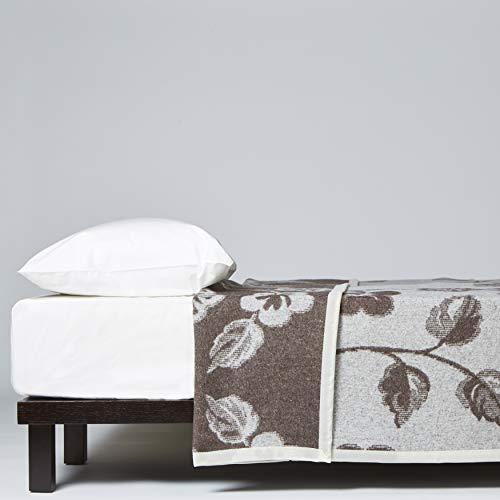 LANEROSSI Decke Augusta, Baumwollmischgewebe, 210 x 150 cm, Bruno