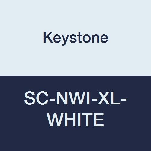 Keystone SC-NWI-XL-White Polypropylene Shoe Pack o Cover Popular White 67% OFF of fixed price