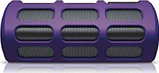 Philips SB7260/05 SHOQBOX Bluetooth Wireless SplashProof Portable Speaker with Gesture Control - Purple