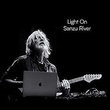 Light on Sanzu River