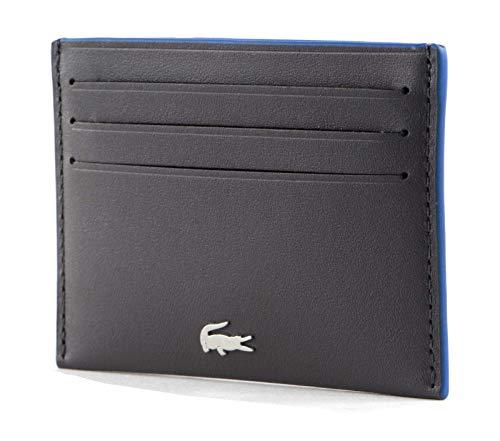 Lacoste NH1346FG, Accessoire de Voyage- Porte-Cartes en enveloppe Homme, Magnet Lazuli, Taille Unique