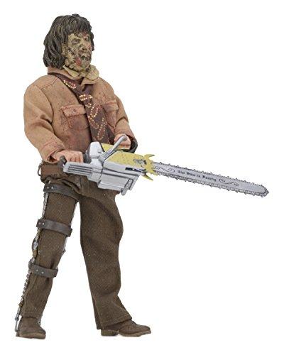 Texas Chainsaw Massaker 14958Action Figur, braun und orange