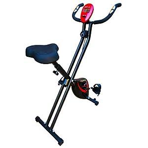 FYTTER Bicicleta Estática Racer Ra-02B Gris: Amazon.es: Deportes y ...