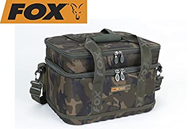 Fox Carp Fishing NEW Camolite Low Level Coolbag