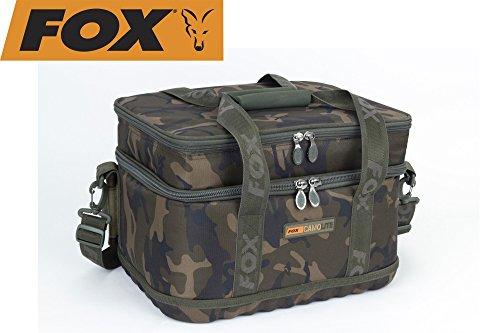 Fox Low Level Coolbag - Camolite Kühltasche, Anglertasche, Karpfentasche, Tackletasche, Tasche für Angelzubehör