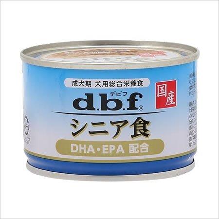 デビフ シニア食 DHA・EPA配合 150g×6個