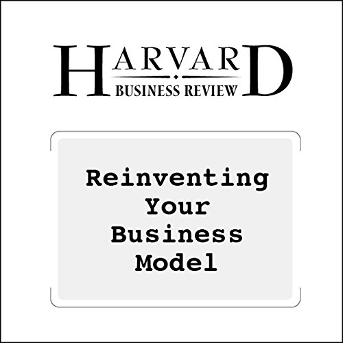 Reinventing Your Business Model                   By:                                                                                                                                 Mark W. Johnson,                                                                                        Clayton M. Christensen,                                                                                        Henning Kagermann                               Narrated by:                                                                                                                                 Todd Mundt                      Length: 31 mins     17 ratings     Overall 4.5