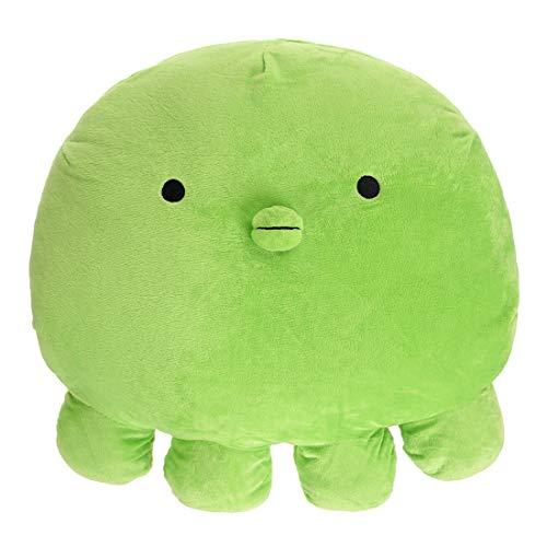 CoolChange Eromanga Sensei octopus cushion of Izumi Sagiri, green