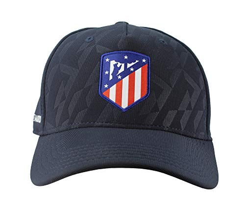Atletico de Madrid Marineblau Kappen Offizielle Produkt - New Badge