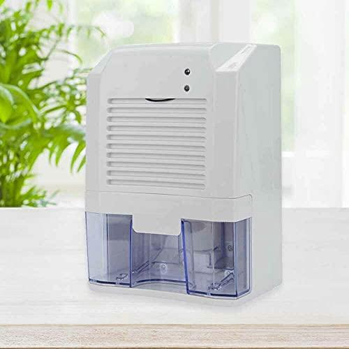 ATING - Deumidificatore elettrico da 800 ml, portatile, mini deumidificatore d'aria, purificatore d'aria asciutto e umido, per casa, camera da letto, cucina, roulotte, ufficio