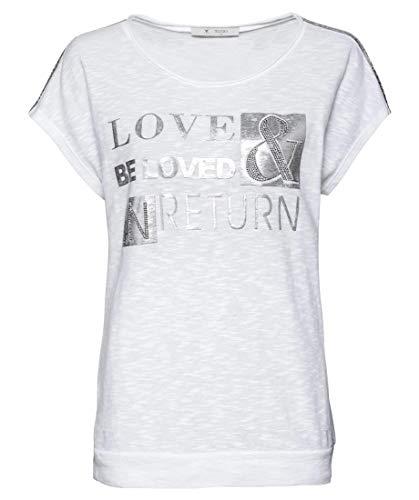 MONARI Shirt, weiß(Weiss), Gr. 36