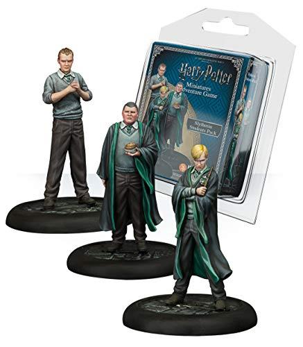Knight Models Juego de Mesa - Miniaturas Resina Harry Potter Muñecos Slytherin Students English