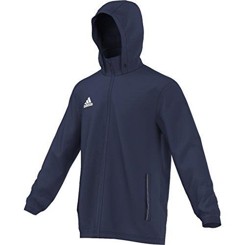 adidas Herren Jacke COREF RAI Jacket, Blau/Weiβ, XS