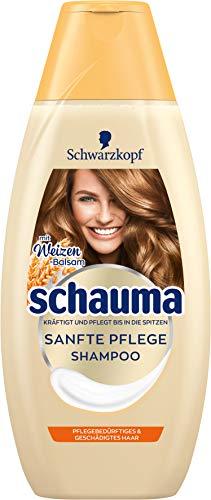 Schauma Sanfte Pflege Shampoo, 400 ml