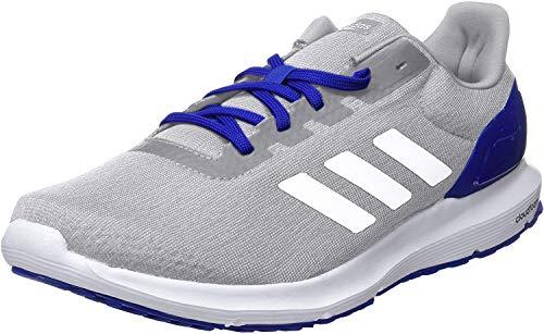 Adidas Cosmic 2 M, Zapatillas de Trail Running Hombre, Blanco (Tinbla/Ftwbla/Azul 000), 40 EU