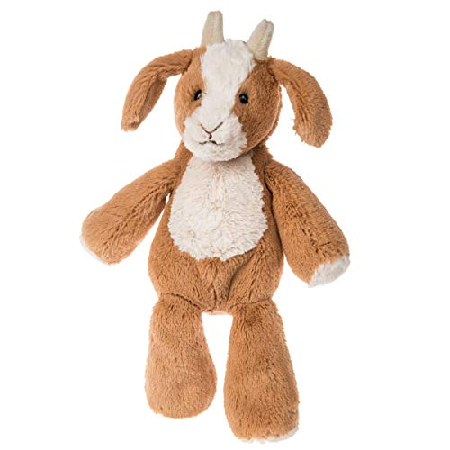 Mary Meyer Marshmallow Junior Stuffed Animal Soft Toy, 9-Inches, Goat