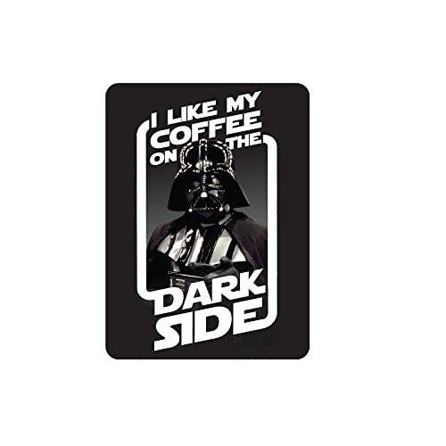 Stella Guerre metallo Magnete Caffè Sul lato oscuro regalo Official Merchandise Film