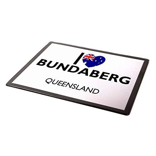 Mauspad – I Love Bundaberg, Queensland, Australien