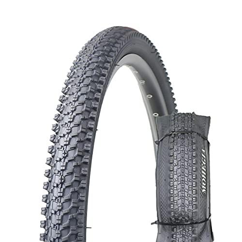 MOHEGIA Bike Tire,24x1.95 Folding Bead Replacement Tire for MTB Mountain Bicycle