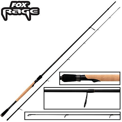 Fox Rage Terminator Jigger 2,70m 15-50g Spinnrute, Angelrute zum Spinnfischen auf Zander & Hechte, Jigrute, Gummifischrute