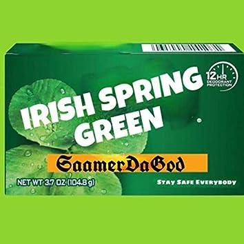 IRISH SPRING GREEN