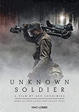 Image of UNKNOWN SOLDIER 2017. Brand catalog list of Lorber Films. It's score is 4.3 over 5.
