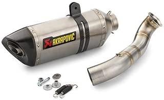 Akrapovic Slip-On Silencer KTM 690 Duke 13-17 76005999200