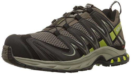 Salomon L35938000, Zapatillas De Trail Running Para Hombre, Verde (Swamp/Dark Titanium/Seaweed...