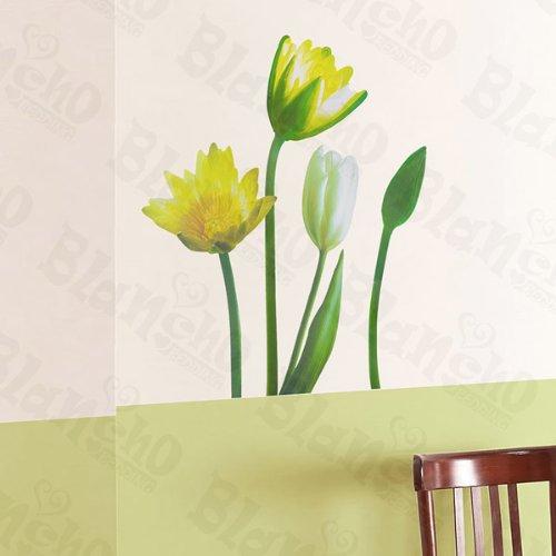 Lovely à fleurs – Stickers Stickers muraux Home Decor