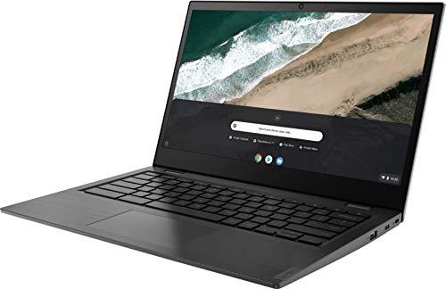 """2021 Newest Lenovo S345 14"""" FHD IPS WLED Anti-Glare Touchscreen Chromebook, AMD A6-9220C, 4GB DDR4 , 32GB eMMC, AMD Radeon R5, Webcam, Backlit Keyboard, WiFi, BT, Chrome OS, GCube 64GB Micro SD Card"""