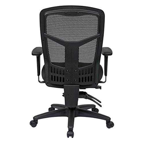 Office Star High Back ProGrid Back Chair