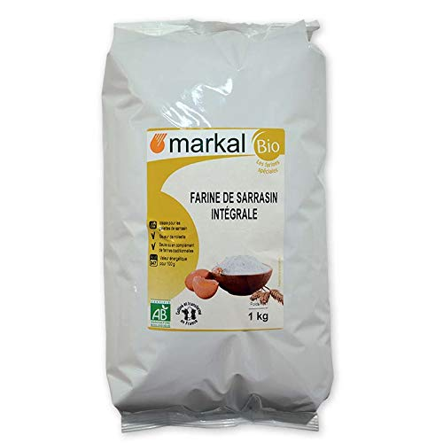 MARKAL - FARINE DE SARRASIN 1KG