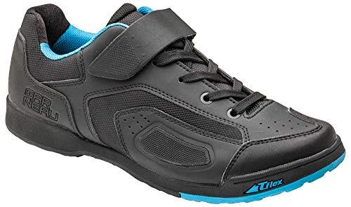 Louis Garneau - Men's Cobalt Lace Bike Shoes, Black, US (10), EU (44)