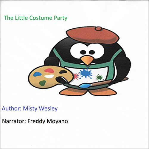 The Little Costume Party cover art