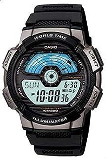ساعة كاسيو للرجال AE-1100W-1A- رقمية، رياضية