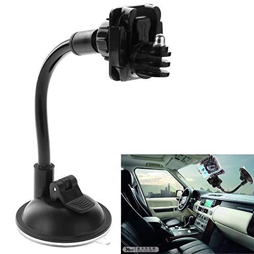 ZDXL Soporte de Ventosa for Parabrisas de automóviles AYSM con Adaptador Giratorio de 360 Grados for GoPro Hero4 / 3 + / 3/2/1 / SJCAM SJ4000 / SJ5000 / SJ6000