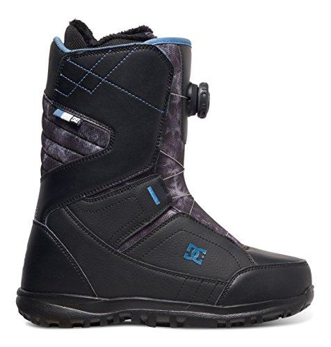 DC Damen Search Snowboardboots, Black/White, 7/B